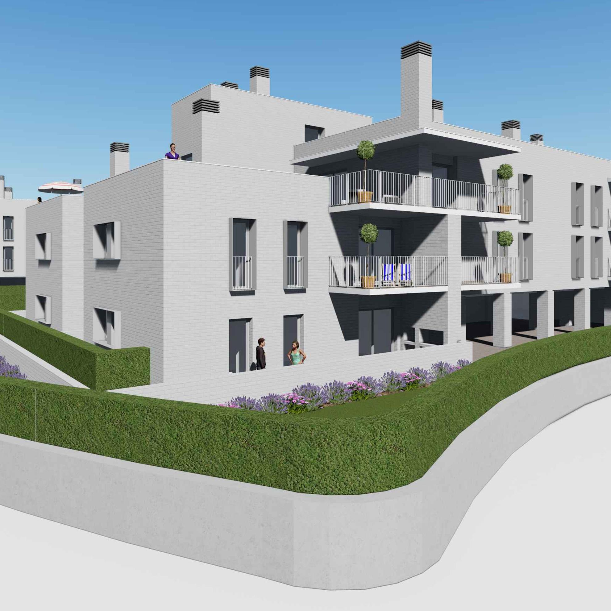 Residencial Jardines de Alvarado - Colmenar Viejo